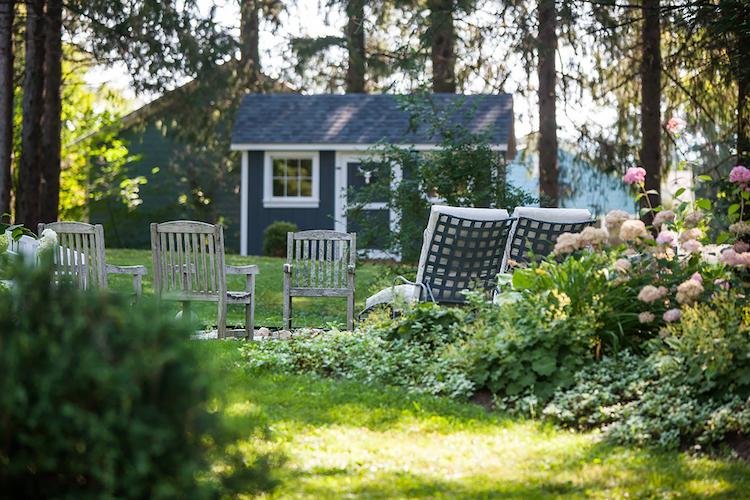 Landscape + Garden Design