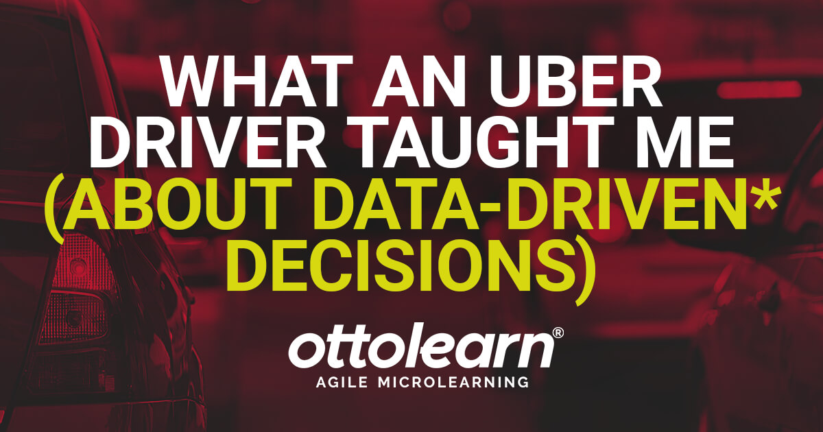 What an Uber Driver Taught Me | OttoLearn