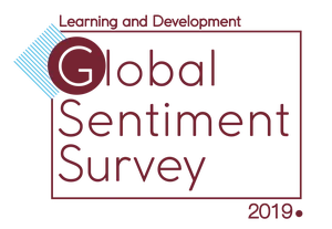 L&D Sentiment Survey Logo - OttoLearn Agile Microlearning