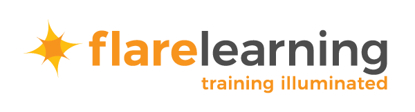Logo: Flare Learning - OttoLearn Microlearning Certified Partner