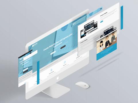Hubspot COS Development -  Homepage Image