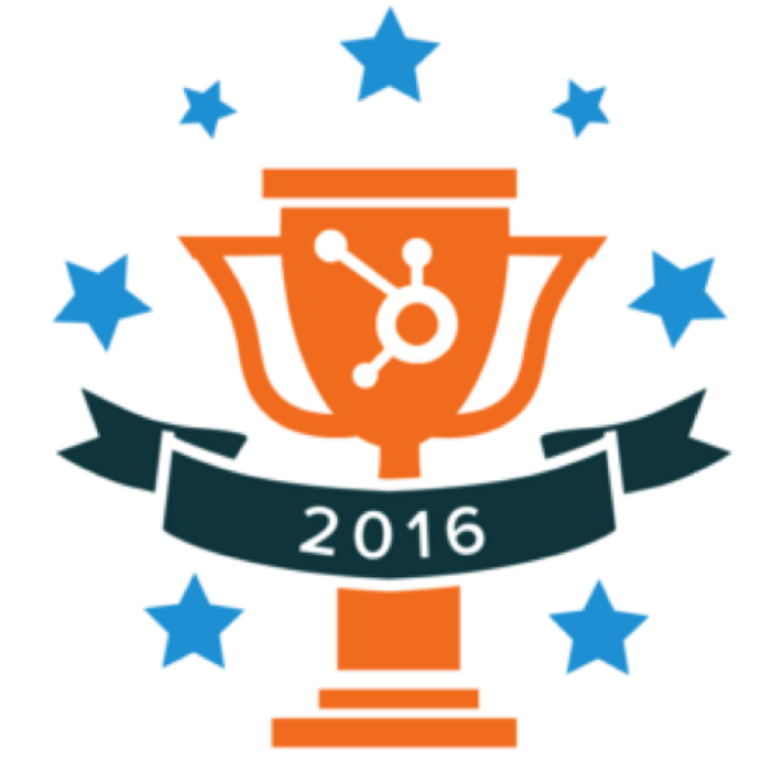 Hubspot design award