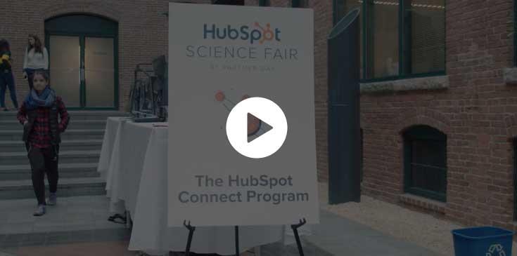 The HubSpot Connect Program Video