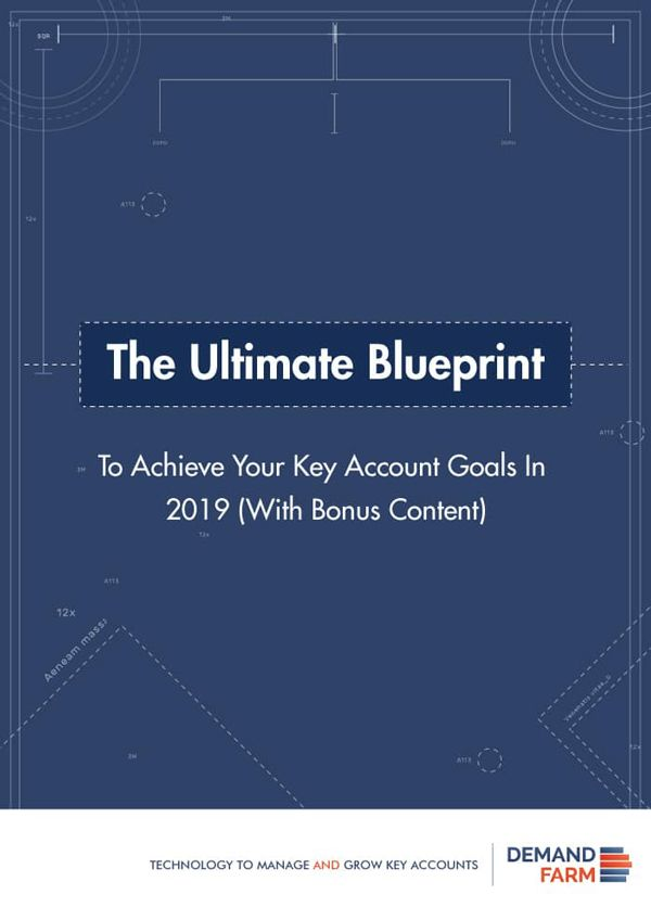 The Ultimate Blueprint to achieve Key account goals