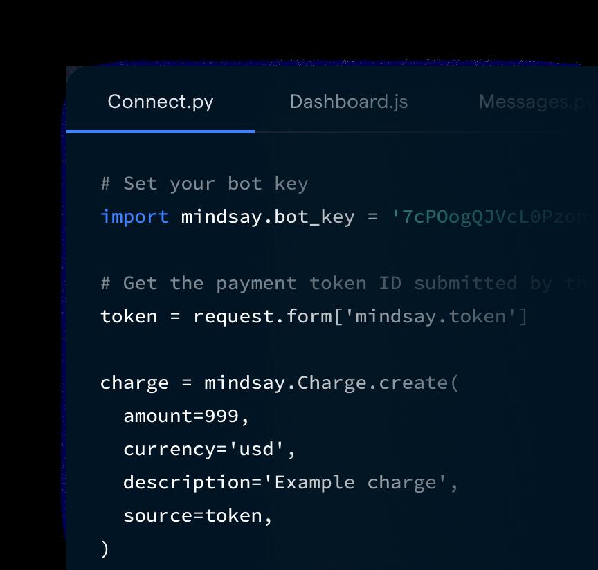 Manual API Connection