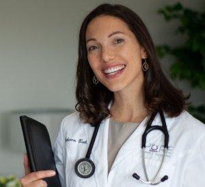 Dr Rebecca Bub
