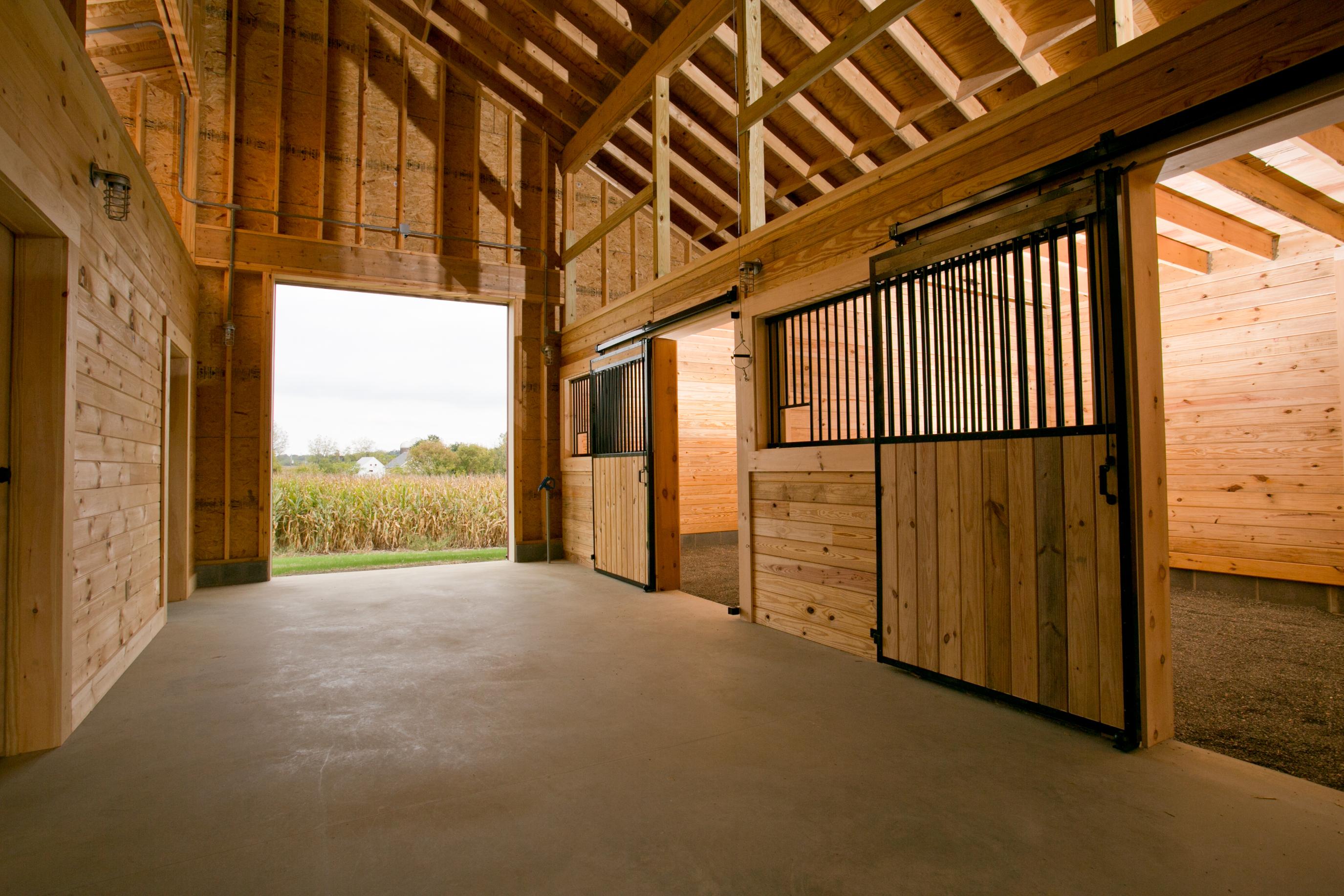 Lancaster Horse Barn