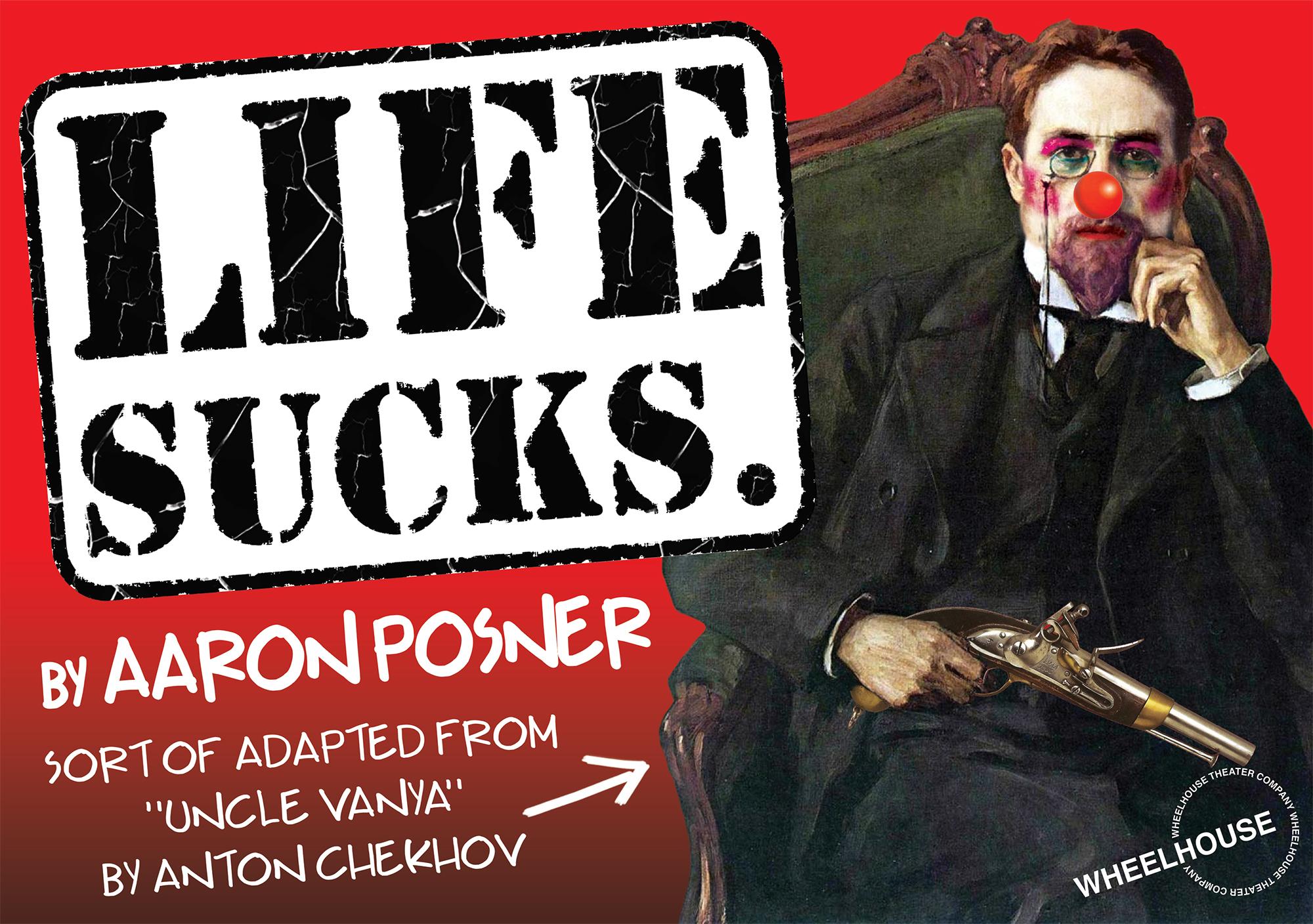 Life Sucks Off-Broadway