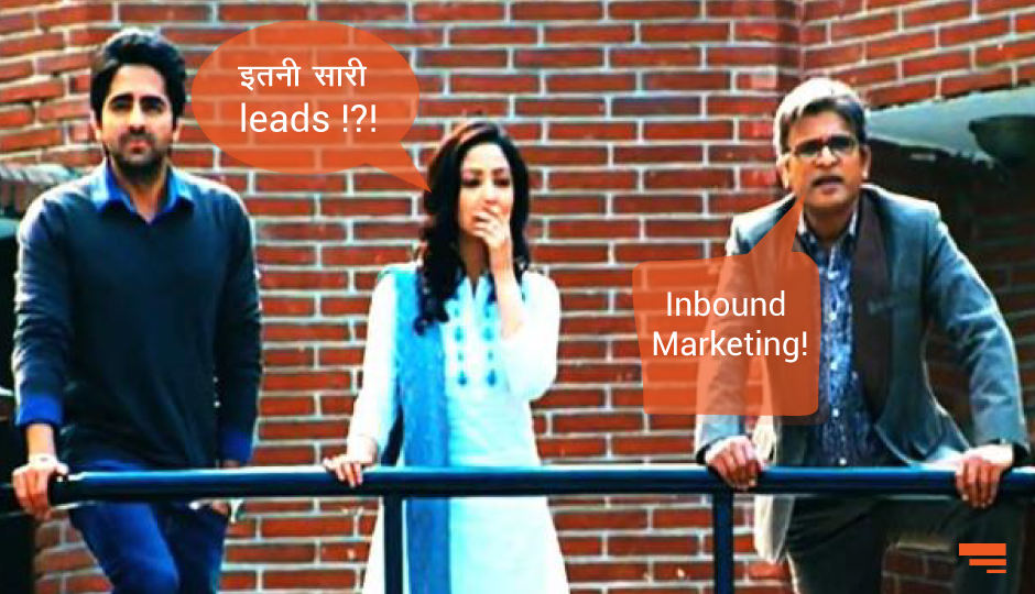 Inbound Marketing in Bollywood Style