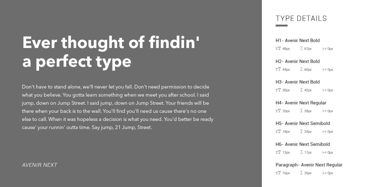 6 Kick-Ass font Combinations for any SAAS Website