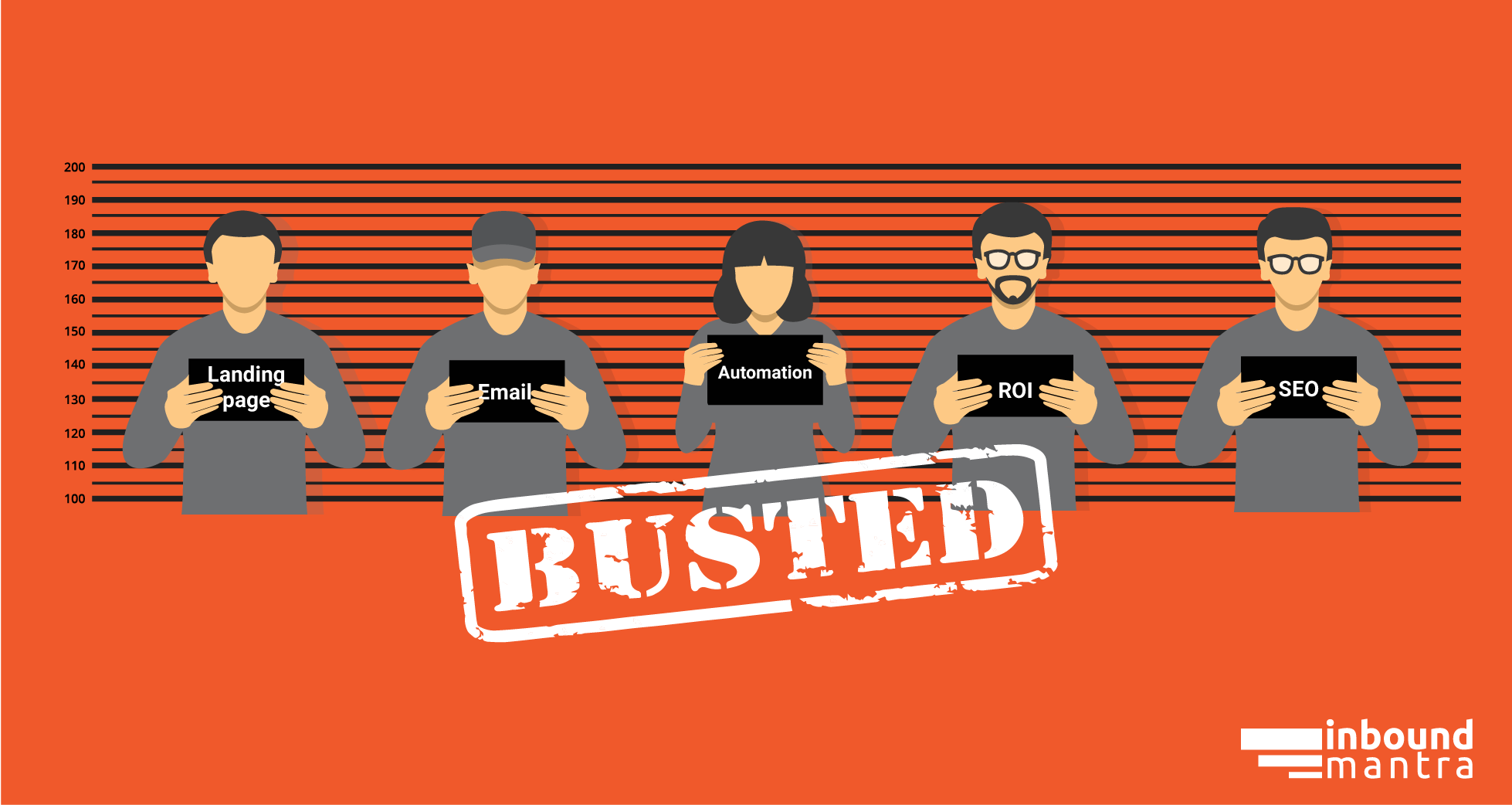 5 Myths of Inbound Marketing Busted!
