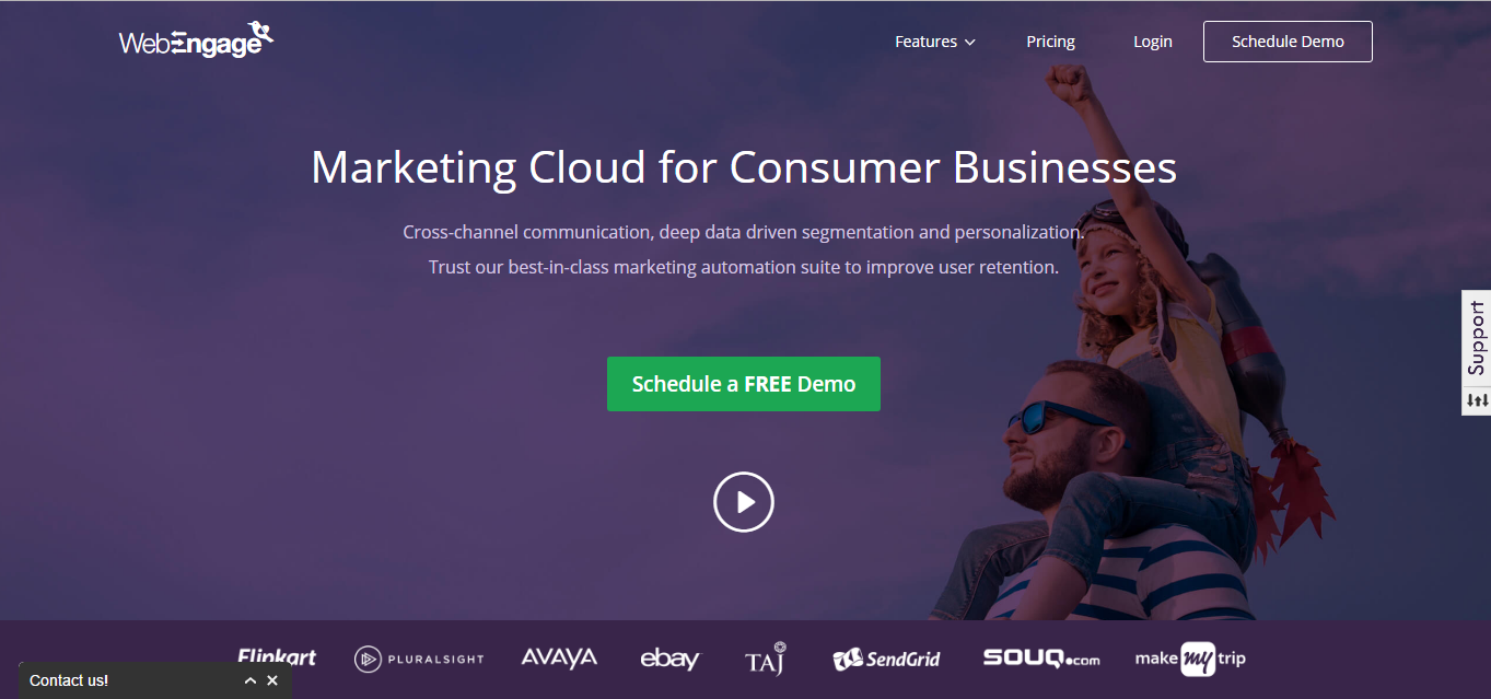5 Crucial Elements a Great SaaS Homepage Needs