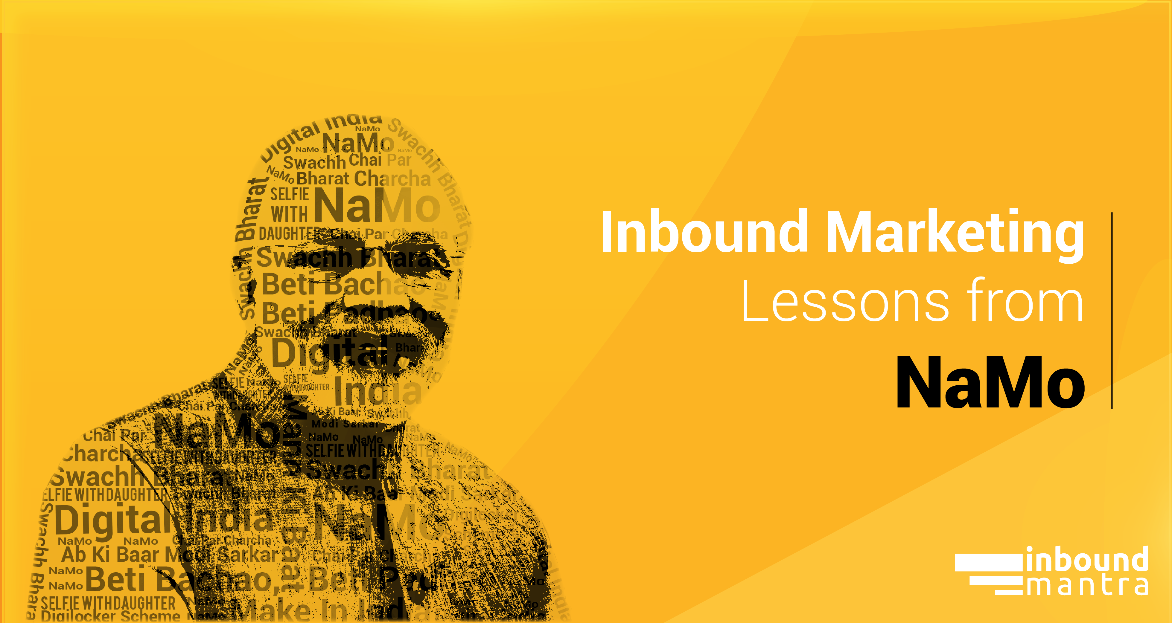 Inbound Marketing Lessons from NaMo