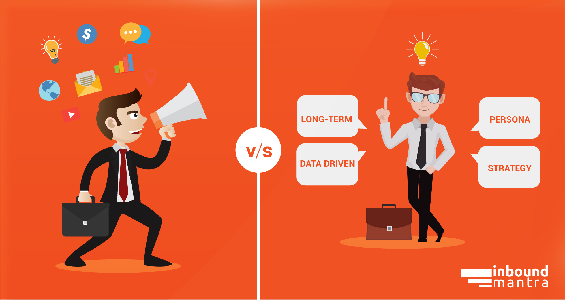 HubSpot Digital Marketing : Inbound vs Digital Marketing