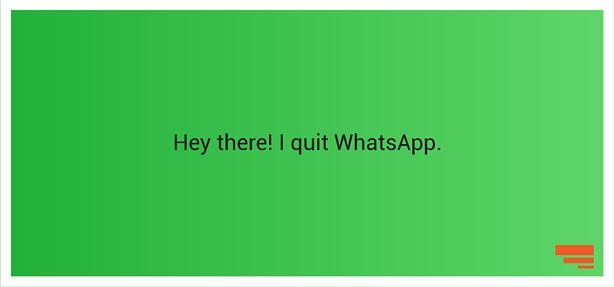uninstalling whatsapp for inbound marketing