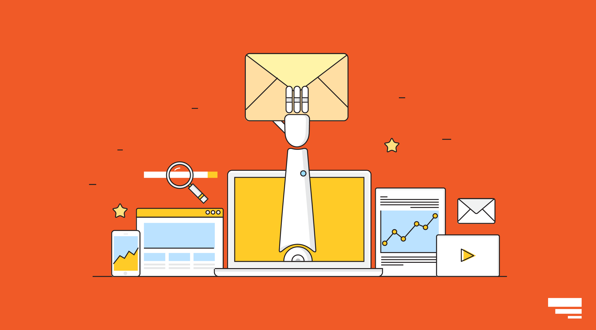 Why choose HubSpot Email Automation?