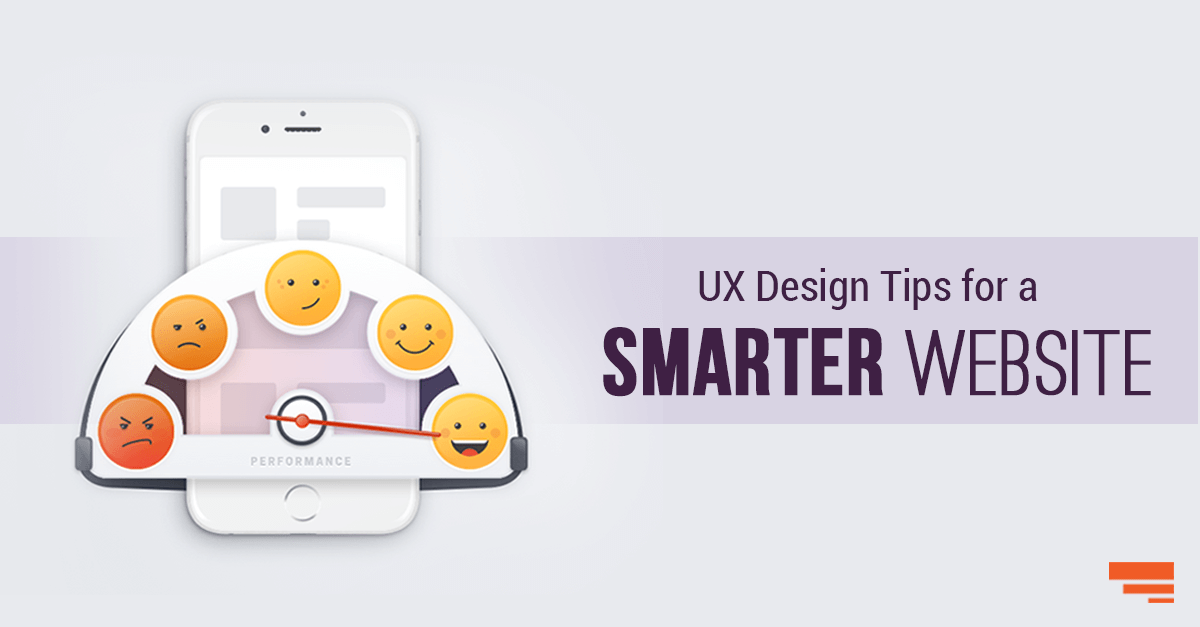 12 UX Design Tips to build a Smarter Website