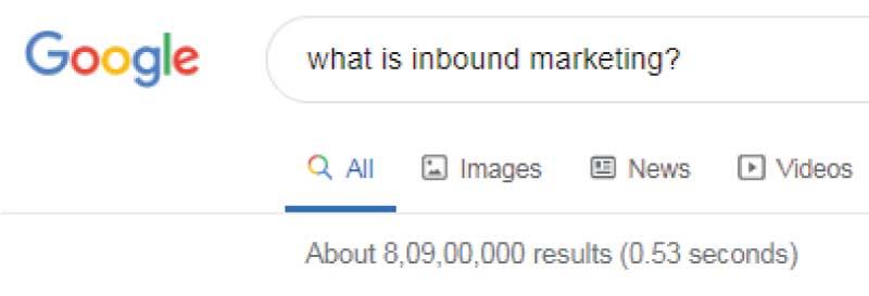 """google up """"what is inbound marketing?"""""""