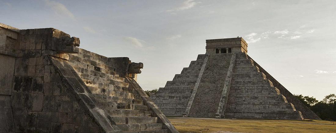 Foto Chichén Itzá Yucatán
