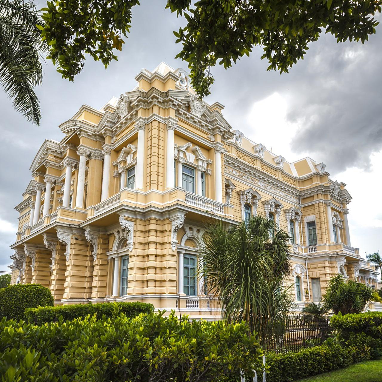 Foto Palacio Cantón en Mérida Yucatán