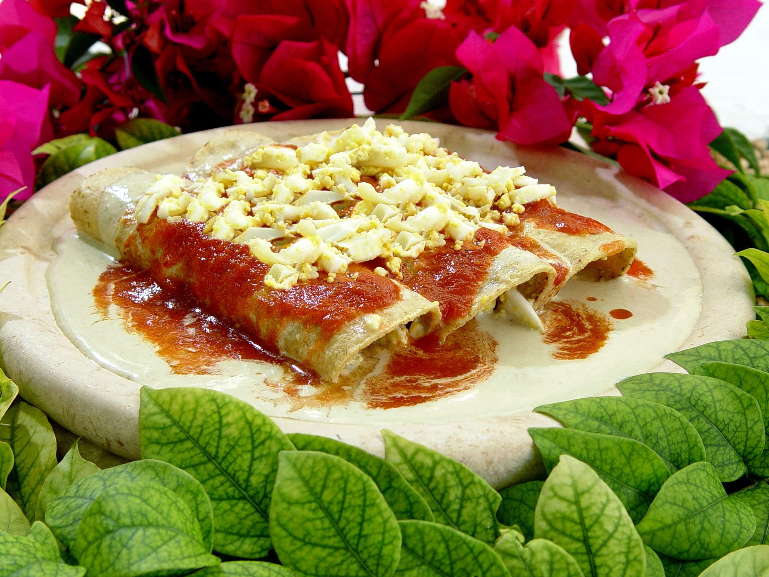 Foto Gastronomía Mérida Yucatán