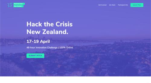 Hack the Crisis NZ
