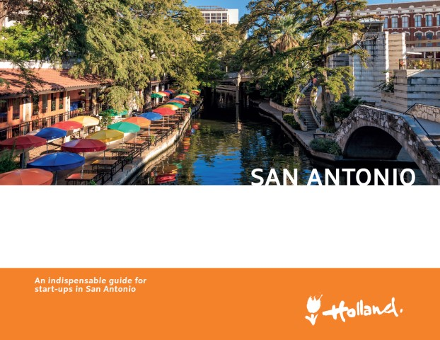 Start Up Brochure San Antonio
