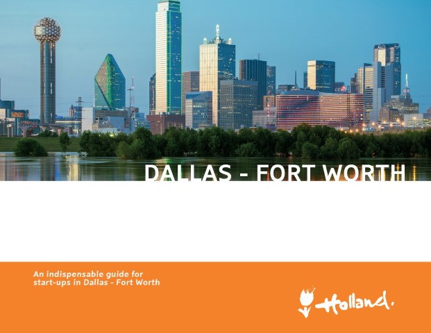 Start Up Brochure Dallas Fort Worth