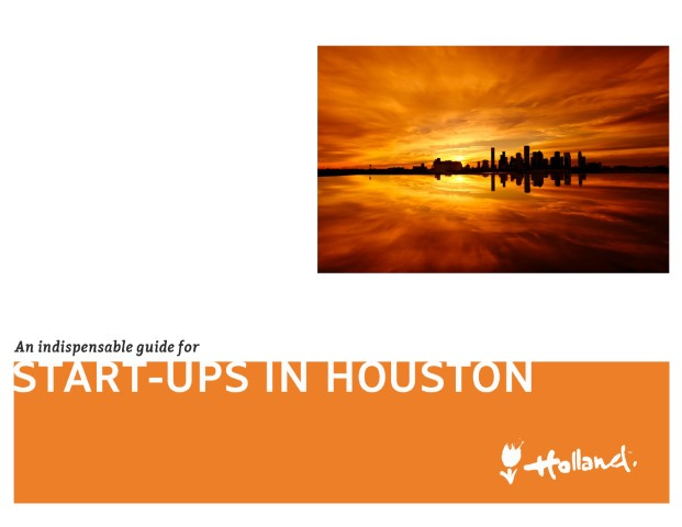 Start Up Brochure Houston