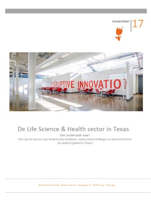 Life Science & Health Sector in Texas