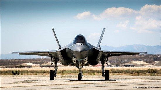 Transfer F-35: Defence milestone yields billions to Dutch economy