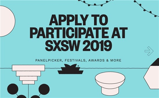 Submit now to participate at SXSW