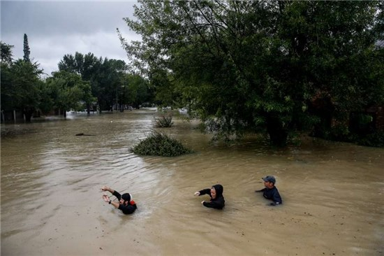 The only way Houston can rebuild after Harvey is together