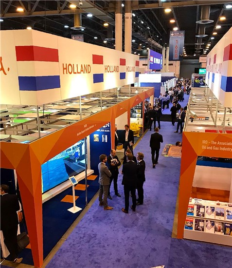 The Dutch at Offshore Technology Conference (OTC)