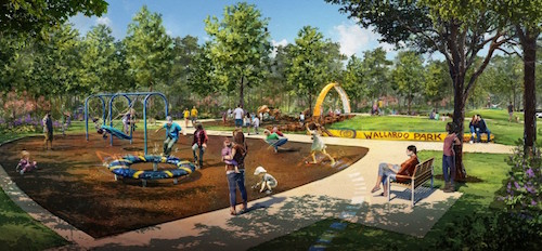 Houston gets the first smart play structure in the U.S.