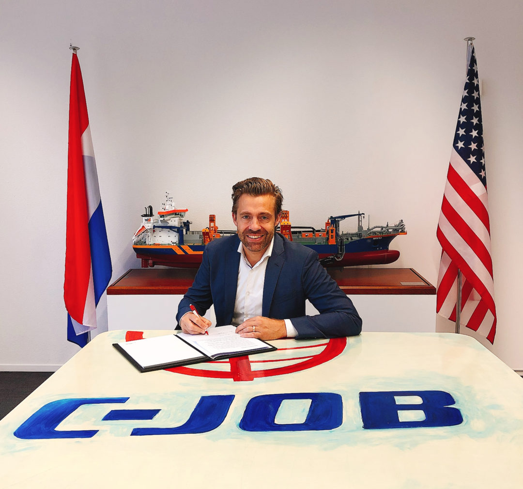 C-Job Naval Architects announces expansion to Texas