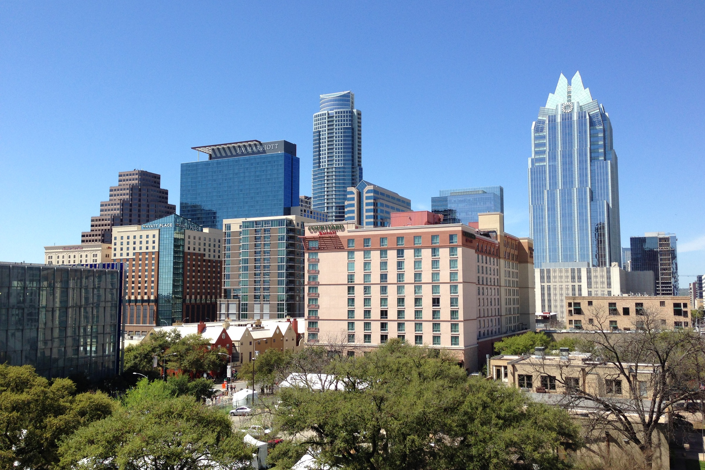 Austin, second best large city to live in