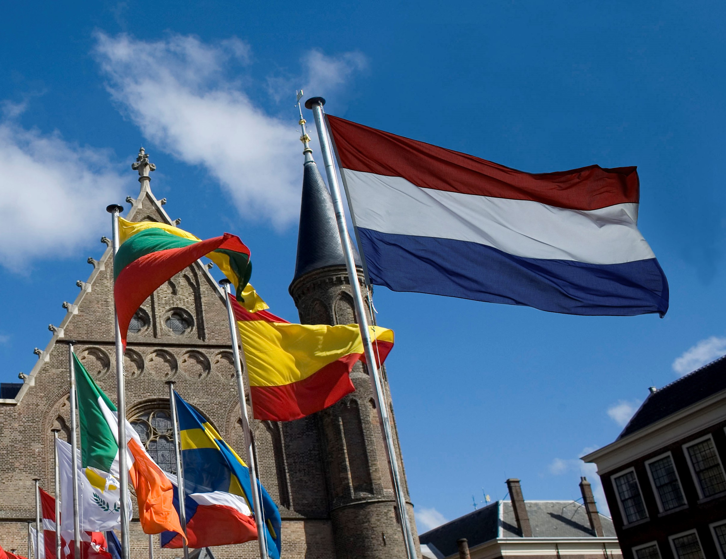 The Netherlands has the most competitive economy in Europe
