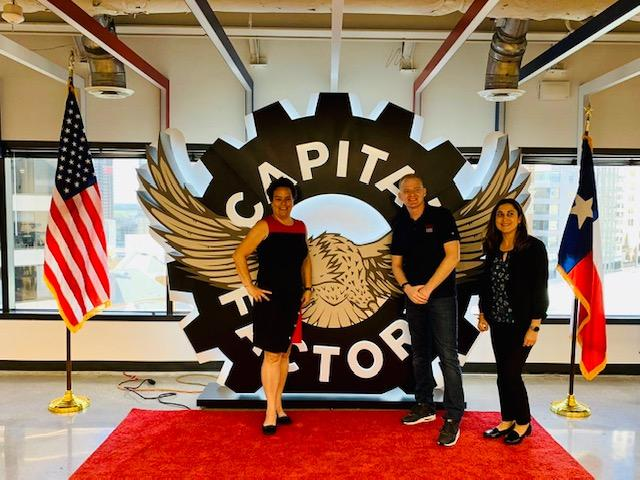 Learning from the Startup Ecosystem in Texas