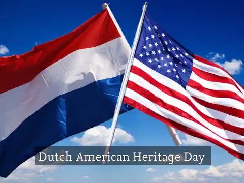 Dutch American Heritage Day