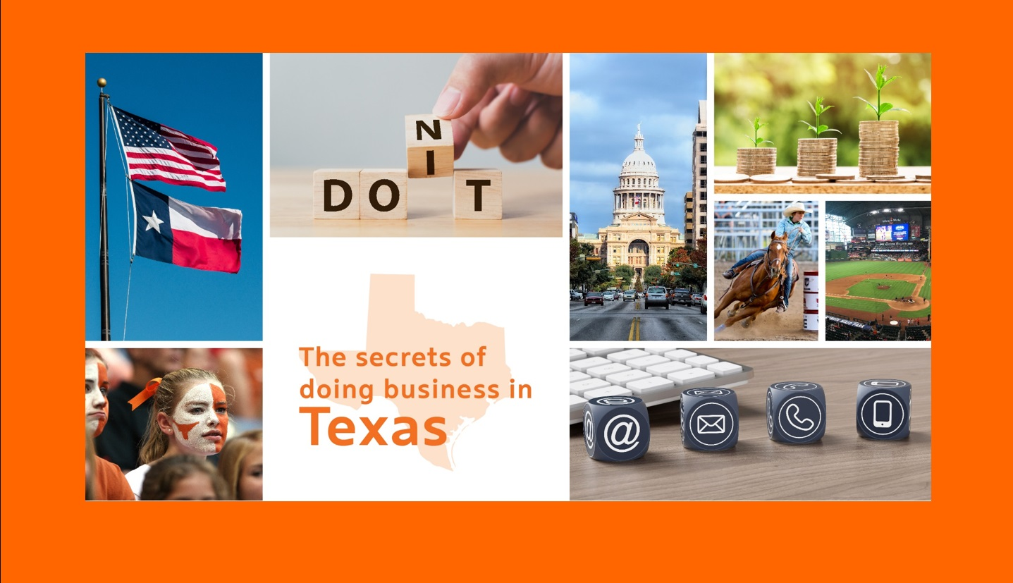 The secrets of doing business in Texas #1