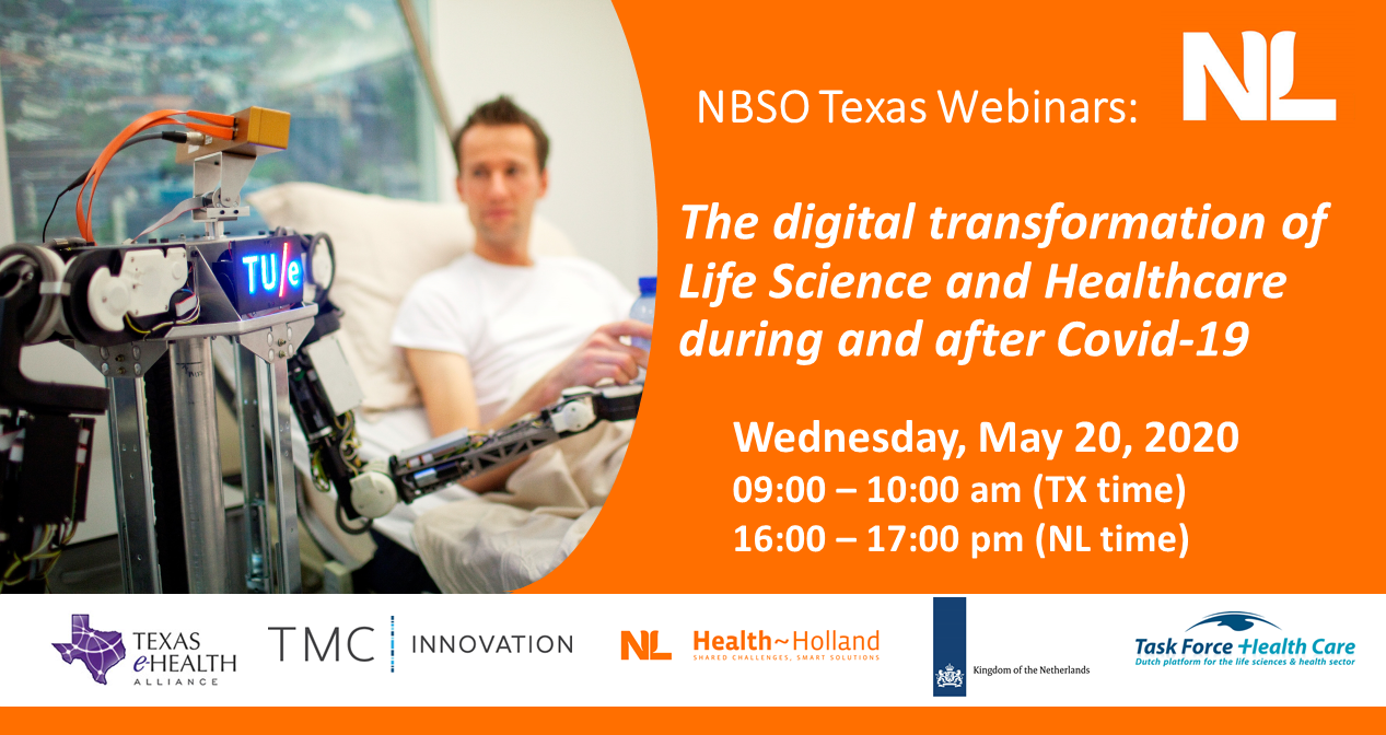 The digital transformation of LSH during and after Covid-19