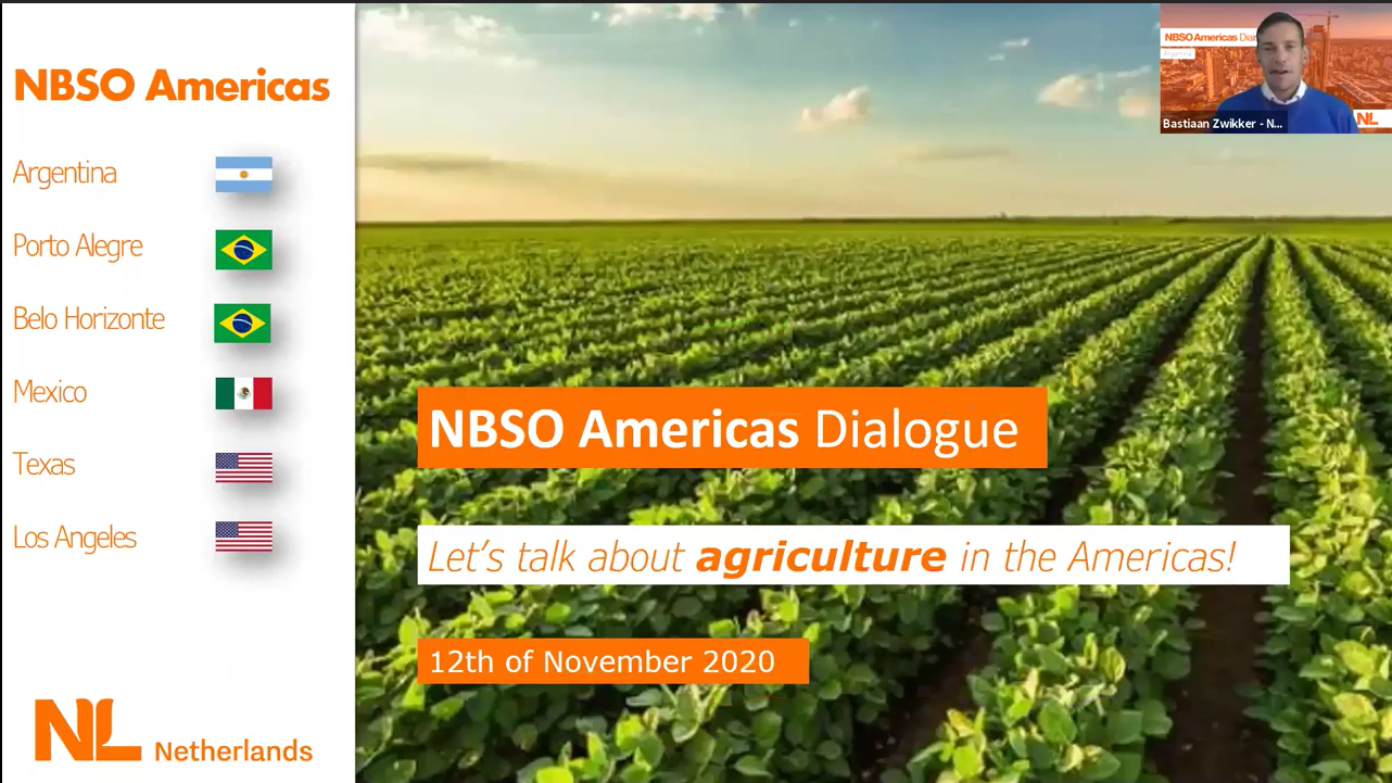 NBSO Americas Dialogue Agriculture