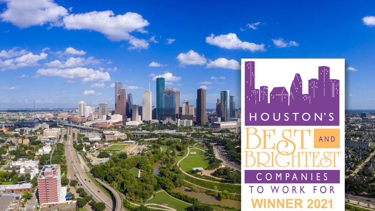 ORTEC named one of Houston's 2021 best and brightest companies to work for