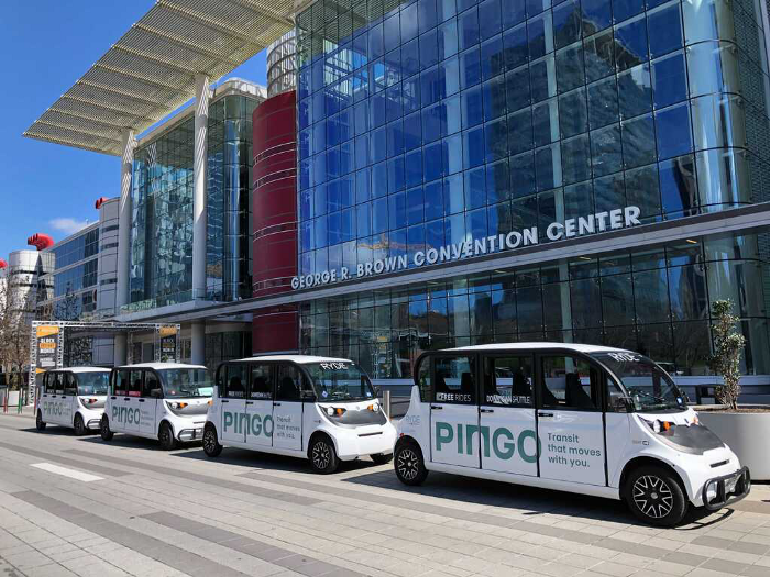 Pingo: Dutch innovation for EV rides in Houston