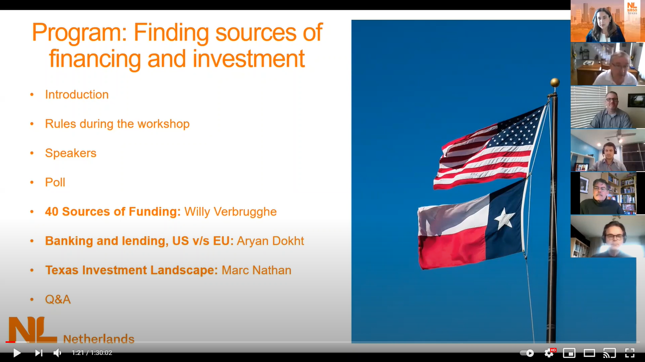 The secrets of doing business in Texas #5