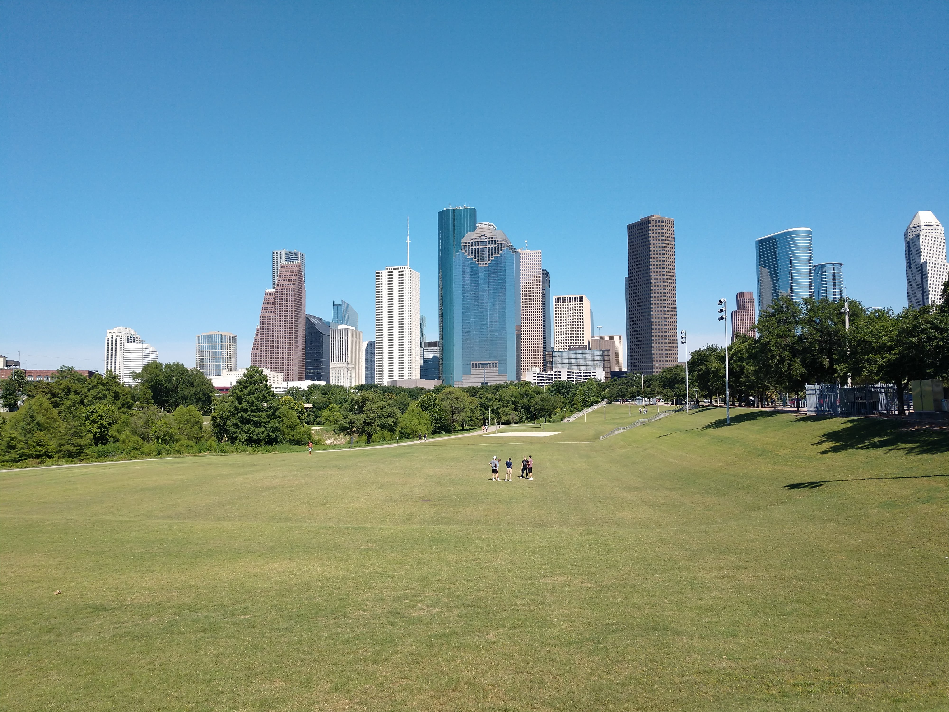Houston rise in the ranks of the top emerging ecosystems in the world
