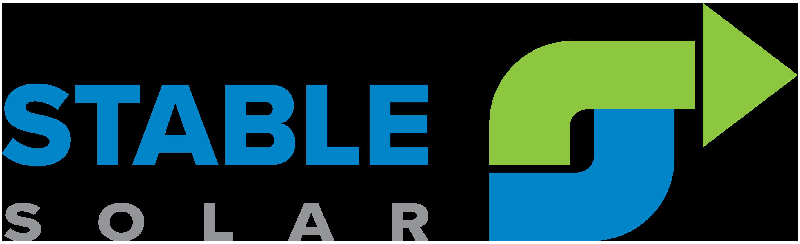 Stable Solar Logo