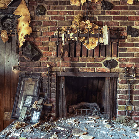 fire restoration project