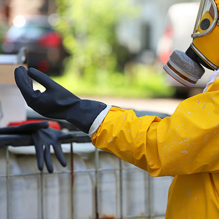 preparing for a commercial catastrophe cleaning